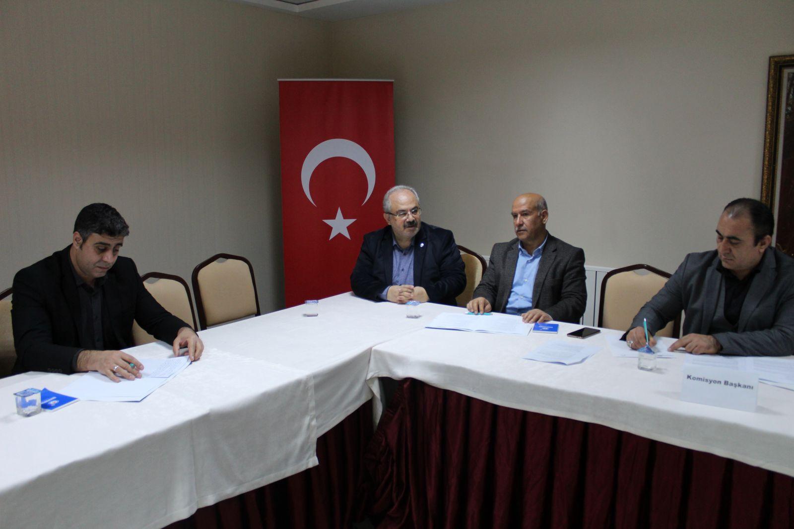 Toplu Sözleşme Hazırlık Çalıştayı Yapıldı